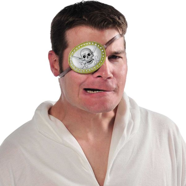 Adults Skull Eye Patch
